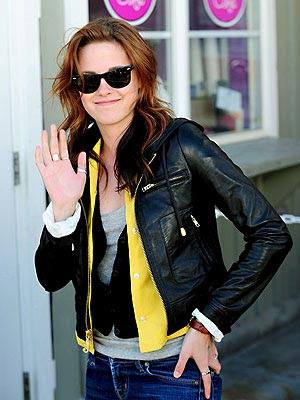 Kristen Stewart Fashion: Why are you a fan of Kristen?