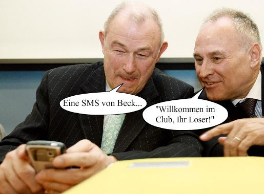 CSU Huber - Beckstein CSU
