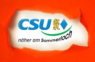 Johannes Singhammer, CSU ist mit der Street View Abgabe im Sommerloch