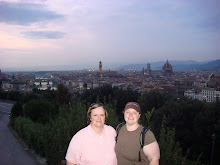 Me and Mom in Florence