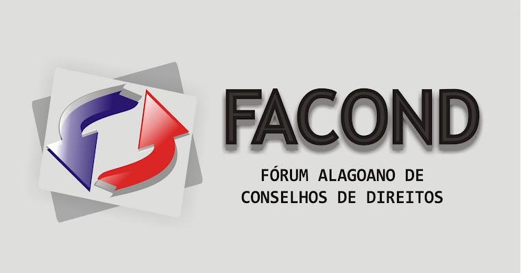 Fórum Alagoano de Conselhos de Direitos (FACOND)