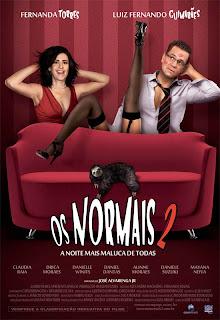 Os Normais 2 – A Noite Mais Maluca de Todas – Nacional – Filme Online