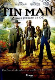 Filme Poster Tin Man - A Nova Geração de OZ DVDRip RMVB Dublado