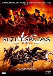 Filme Sete Espadas DVDRip RMVB Dublado