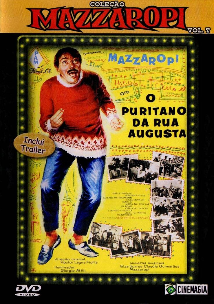 Baixar Mazzaropi: Puritano da Rua Augusta Download Grátis