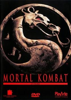 Filme Mortal Kombat DVDRip RMVB Dublado