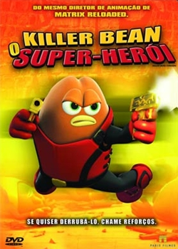 Killer Bean: O Super-Herói (Dual Audio)