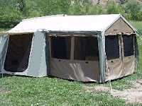 Attrayant Kodiak Canvas Cabin Tent #6133