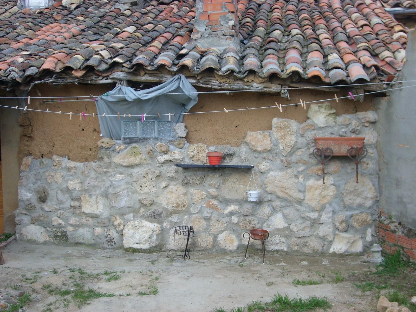 Modifica tu casa cambiar pared de adobe por una de piedra - Cambiar una casa por otra ...