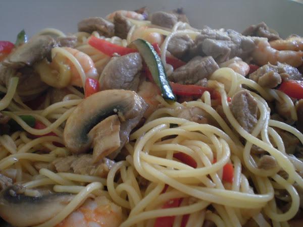 Recetas para hacer en wok cocina for Cocinar wok en casa