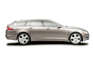 Jaguar XF Station Wagon