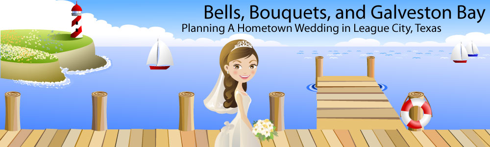 Bells, Bouquets, and Galveston Bay