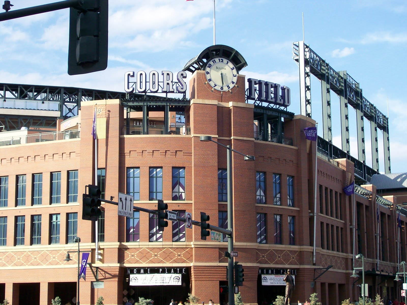 Coors Field Ballpark Tours