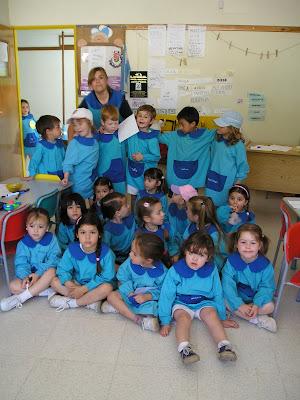 Papis jardin belen tandil sala azul noviembre 2007 for Jardin azul canal 9