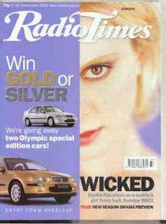 Radio Times Sydney Olympics cover
