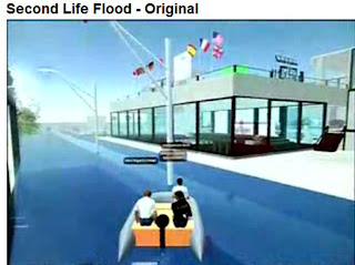 Second Life flood 2