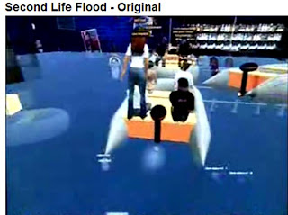Second Life flood