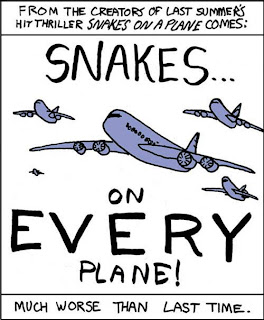 Snakes on every plane