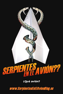 Snakes on a plane French poster