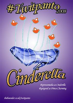 Twitpanto Cinderella