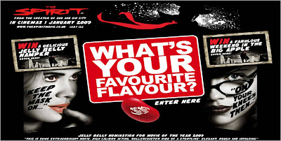 Jelly Belly flavour competition