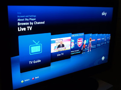 XBox LIVE SkyTV