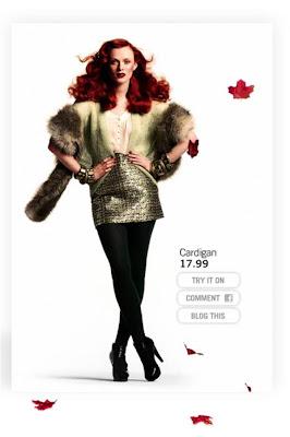 HM Fashion blog this
