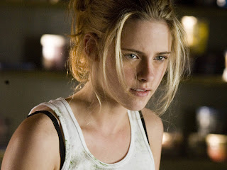 Hot kristen stewart in messengers