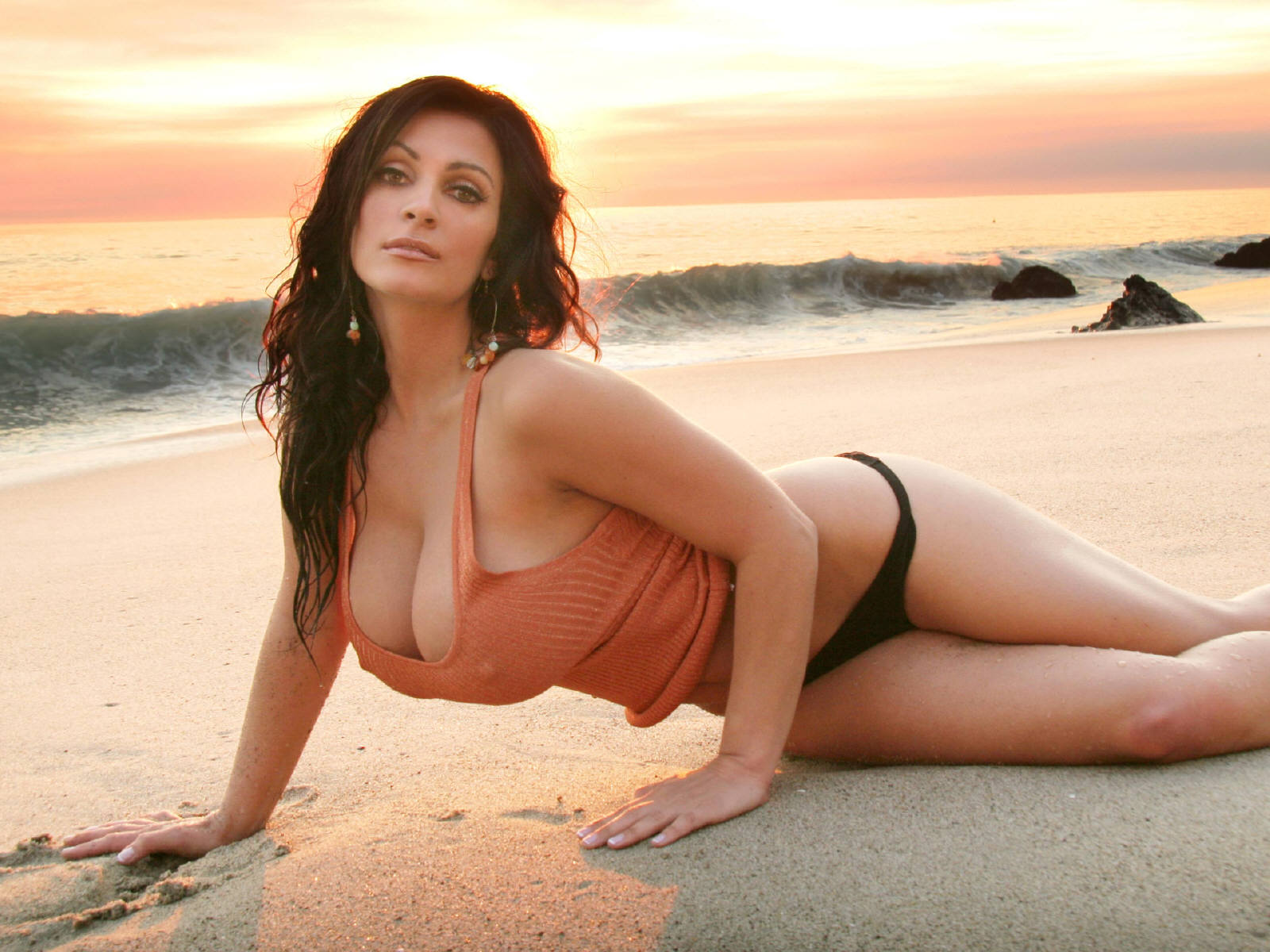 free non watermarked denise milani wallpapers at fullwalls blogspot