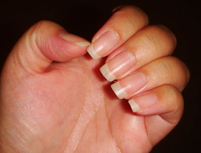 how to cut your cuticles