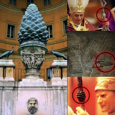 Fanatic For Jesus Pine Cones Paganism The Pineal Gland Fluoride