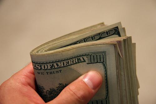 tattoos of money stacks. background money, stacks