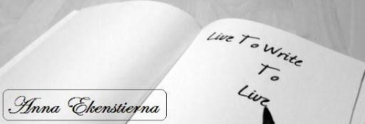 Live to Write, Write to live!