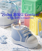 """ Baby BIRU Contest"""