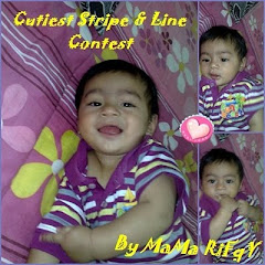 """Cuties Stripes n Line Contest"""