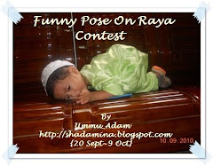"""Funny Pose On Raya Contest"""