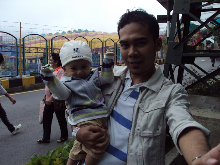 Papa dan Iqbal