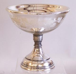 Double Blown Glass Bowls