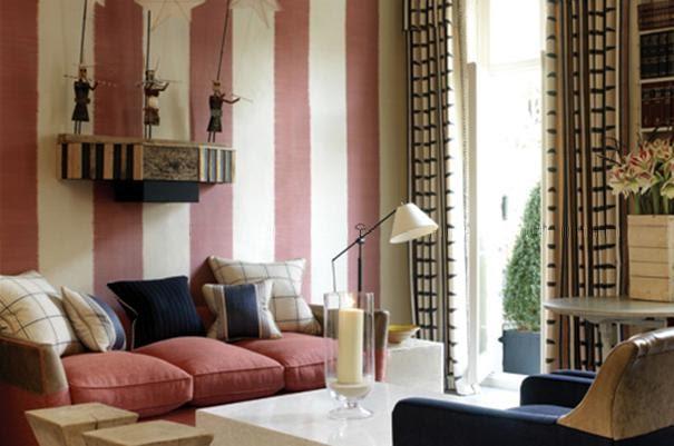 Fabric London Room