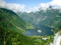 Traumfahrt Adlerkehren - Geiranger - Dalsnibbapass