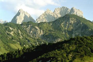 Höhenweg Kaisertal - Feldberg + Wilder Kaiser 22