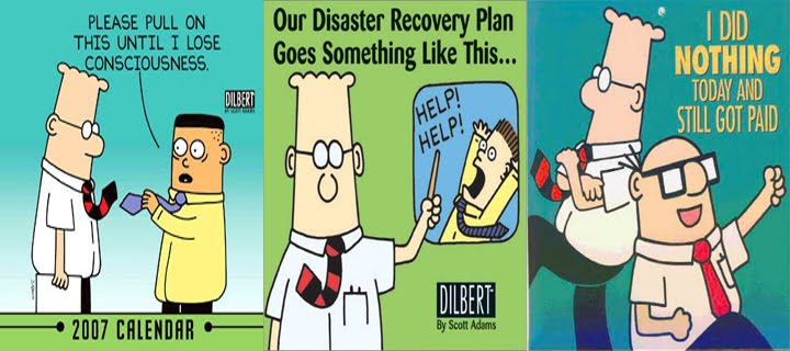 Wallpaper Dilbert