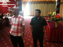 En Mohd Hidayat Mohd Nor wakil dari Majlis Kebudayaan Negeri Johor
