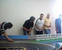 Primeiras corridas na AMVR