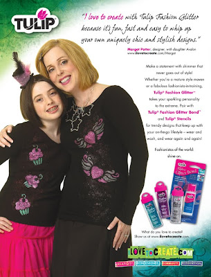 Margot Potter ad