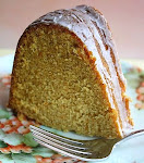 Winter Loves Sweet Potato Pound Cake . . .