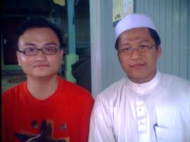 Bersama Adik Shamim