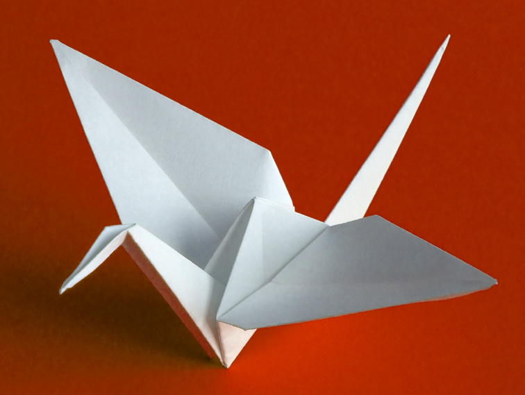 Things Japan Stole From China Origami