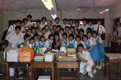 Teacher's day celebration...