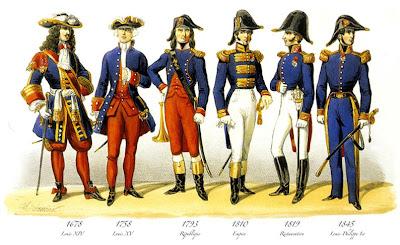 Uniforme Marine Royale Franaise - Passion Histoire